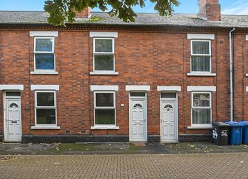 Thumbnail 2 bed terraced house for sale in Taylor Street, Derby