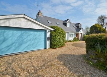 Thumbnail 4 bedroom detached bungalow for sale in Uplowman Road, Tiverton