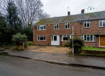 Thumbnail 4 bed semi-detached house for sale in Bittams Lane, Chertsey