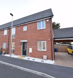 3 bed semi-detached house for sale in Heathland Way, Grays, Essex RM16