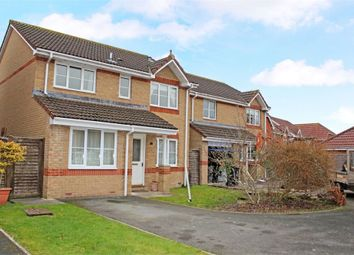Thumbnail 4 bed detached house for sale in Priestley Way, Burnham-On-Sea, Somerset