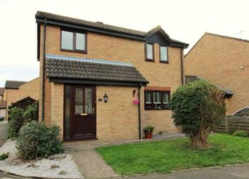 Thumbnail 3 bed detached house for sale in Foley Close, Ashford