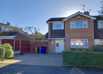 Thumbnail 3 bed semi-detached house for sale in Kennedy Road, Trentham, Stoke, Staffs