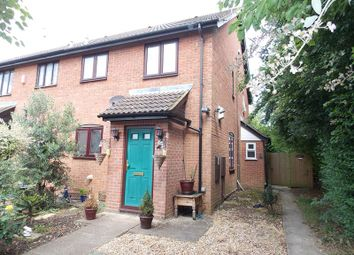 Thumbnail 1 bedroom end terrace house for sale in Dovecote Road, Reading, Reading