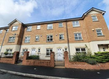 Thumbnail 4 bed town house to rent in Heythrop Close, Whitefield, Whitefield Manchester