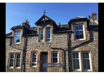 Thumbnail 2 bedroom flat to rent in Millar Street, Crieff