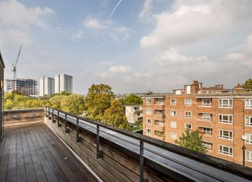 Thumbnail 3 bedroom flat to rent in Abbey Road, St. John's Wood