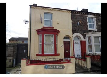 Thumbnail 2 bedroom end terrace house to rent in Bianca Street, Liverpool