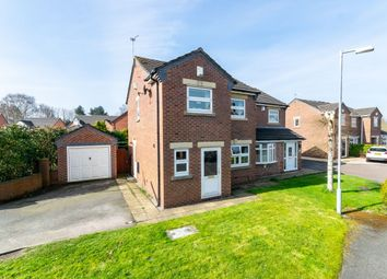 Thumbnail 3 bed semi-detached house for sale in Sherwood Grove, Helsby, Frodsham