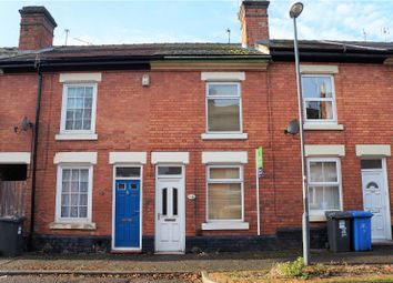 Thumbnail 2 bed terraced house for sale in Bakewell Street, Derby