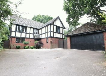 Thumbnail 5 bed detached house for sale in Gardyn Croft, Taverham, Norwich