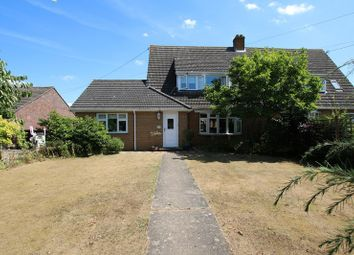 Thumbnail 3 bed semi-detached house for sale in Foundry Corner, Attleborough