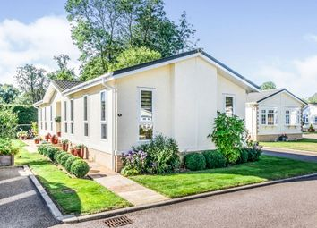 Thumbnail 2 bed mobile/park home for sale in Bluebell Woods, Ely Road, Waterbeach, Cambridge