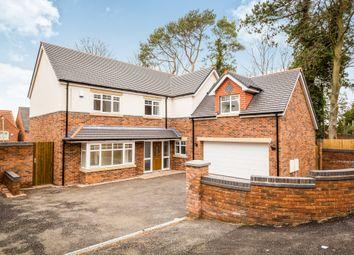 Thumbnail 4 bed detached house for sale in Eleanor Park, Prenton
