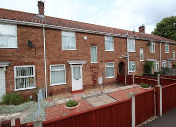 Thumbnail 3 bed terraced house for sale in Lavengro Road, Norwich