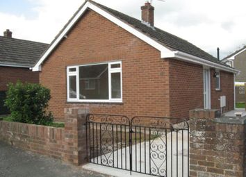 Thumbnail 2 bed detached bungalow to rent in Causey Gardens, Pinhoe, Exeter