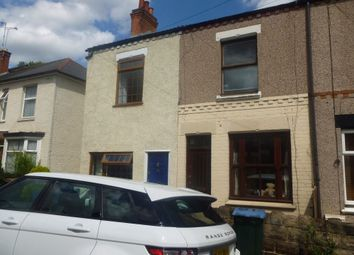 Thumbnail 3 bed terraced house to rent in Shakleton Road, Earlsdon, Coventry, West Midlands