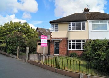 Thumbnail 3 bed semi-detached house for sale in Stainburn Avenue, St Johns, Worcester