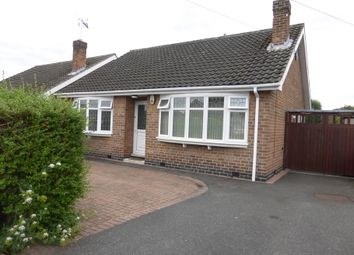 Thumbnail 2 bed detached bungalow for sale in Dale Close, Breaston, Breaston