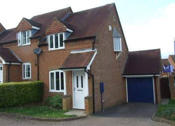 Thumbnail 2 bed end terrace house for sale in Timber Lane, Woburn