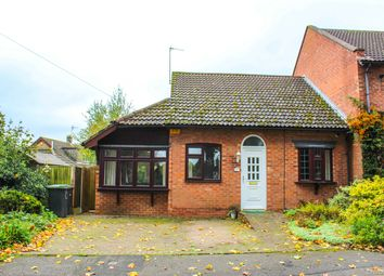 Thumbnail 2 bed semi-detached bungalow for sale in Springland Farm Cottages, Nuthall