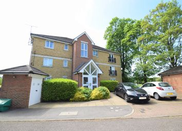 Thumbnail 1 bed flat to rent in Farthing Close, Watford