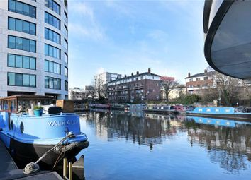 Thumbnail 2 bed flat for sale in Ice Wharf, 17 New Wharf Road