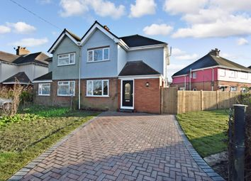 Thumbnail 3 bed semi-detached house for sale in Aetheric Road, Braintree