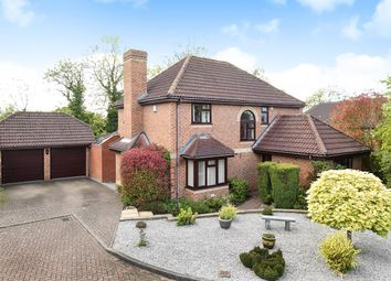 Thumbnail 4 bed detached house for sale in Maple Close, Pulloxhill