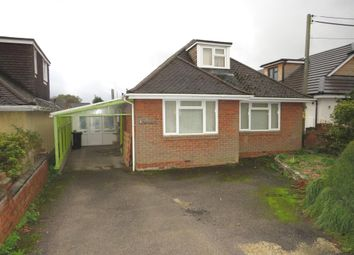 Thumbnail 4 bed bungalow for sale in Patricia Drive, Hedge End, Southampton