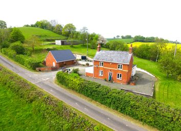 Thumbnail 3 bed detached house for sale in Highfield Farm, Wormbridge, Hereford, Herefordshire