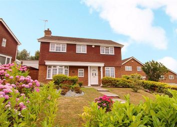 Thumbnail 4 bed detached house for sale in Marlborough Close, St. Leonards-On-Sea, East Sussex