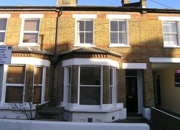 Thumbnail 1 bed flat to rent in Haydon Park Road, London