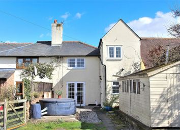 Thumbnail 3 bed semi-detached house for sale in Holders Green, Lindsell, Dunmow, Essex