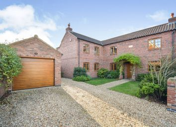5 bed detached house for sale in Water Lane, Bassingham, Lincoln LN5