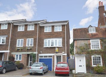 Thumbnail 4 bed end terrace house for sale in Union Road, Cowes