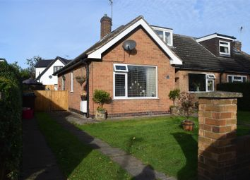 Thumbnail 3 bed semi-detached house to rent in Branston Avenue, Farnsfield, Newark
