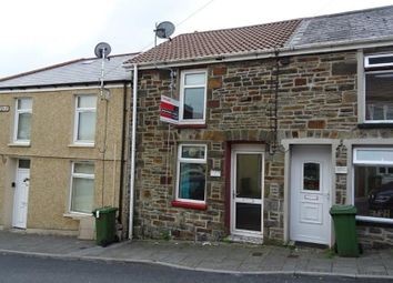 Thumbnail 2 bed terraced house for sale in Ynysllwyd Street, Aberdare