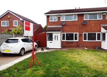 Thumbnail 3 bed semi-detached house for sale in Hayfield Avenue, Bredbury, Stockport, Cheshire