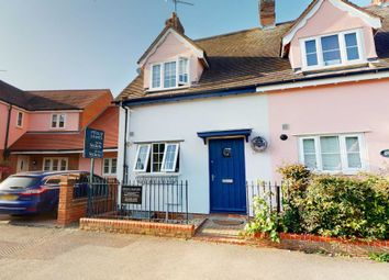 Church Street, Coggeshall CO6. 2 bed semi-detached house