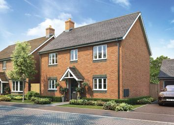 Thumbnail 4 bed detached house for sale in Plot 39. The Oaklands, Shawbury, Shrewsbury