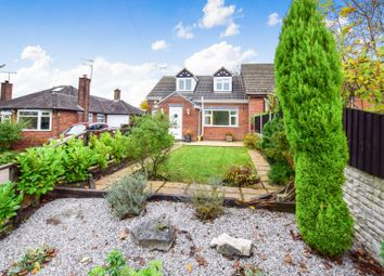 Thumbnail 3 bed semi-detached bungalow for sale in Heathcote Road, Miles Green