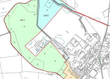 Thumbnail Commercial property for sale in Stanhoe Road, Bircham Newton, King's Lynn, Norfolk