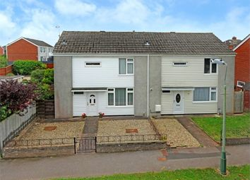 Thumbnail 3 bedroom semi-detached house for sale in Carlyon Gardens, Heavitree, Exeter, Devon