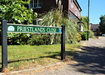 Thumbnail 2 bed flat for sale in Priestlands Close, Horley