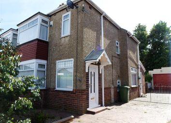 Thumbnail 3 bed semi-detached house to rent in Kilburn Road, Hartburn, Stockton-On-Tees