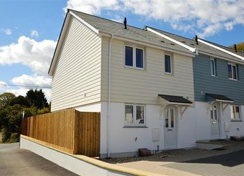 Thumbnail 3 bed end terrace house for sale in Estuary View, Mabe Burnthouse, Penryn