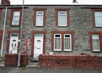 Thumbnail 3 bed terraced house for sale in Gethin Street, Briton Ferry, West Glamorgan.