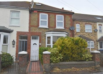 Thumbnail 2 bed semi-detached house for sale in Beacon Road, Broadstairs, Kent