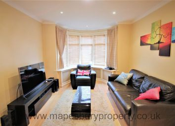 Thumbnail 4 bed terraced house to rent in Cairnfield Avenue, Neasden